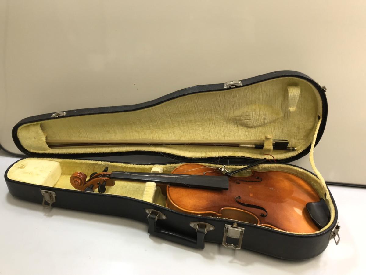 カールヘフナー バイオリンを買い取りいたしました